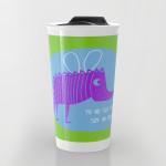 Pequeño dragón travel mug