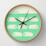 animalos wallclock