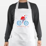 bici bird apron