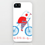 bici bird phone case