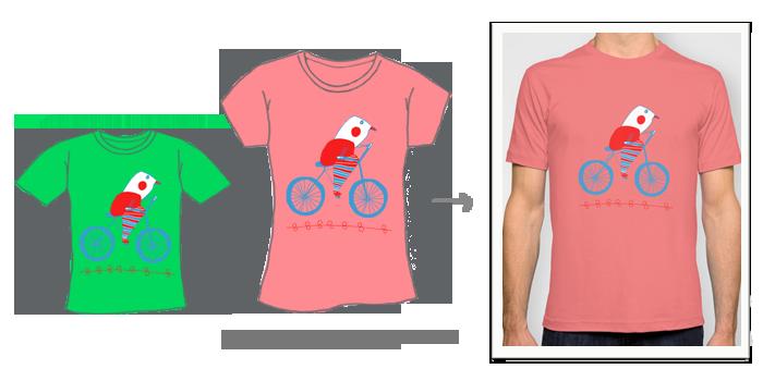 bici bird t