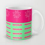 letizia in spring mug