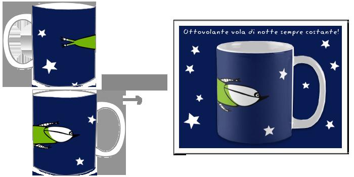 ottovolante mug story