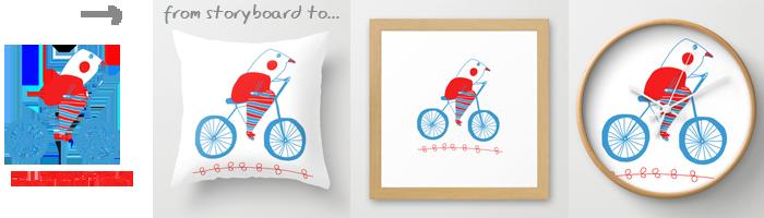 bici bird